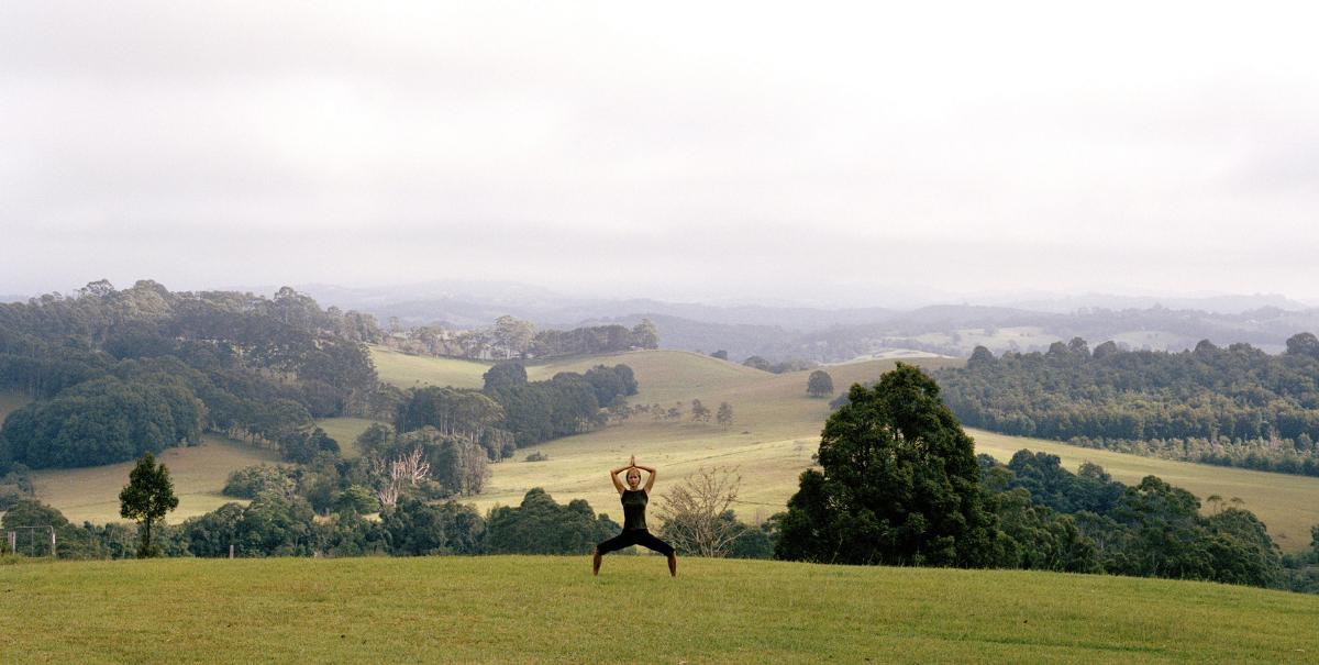 Uzaktan yoga